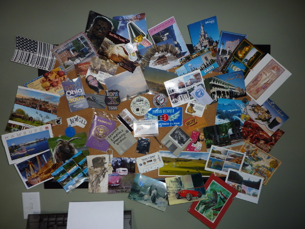 Image for #postcardclub Update